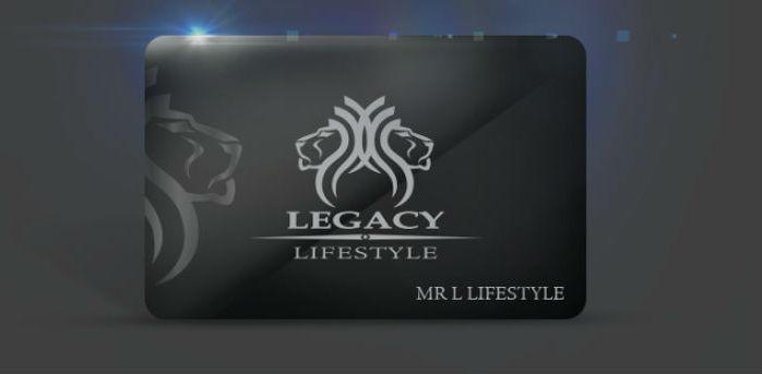 LegacyLifestyleCard