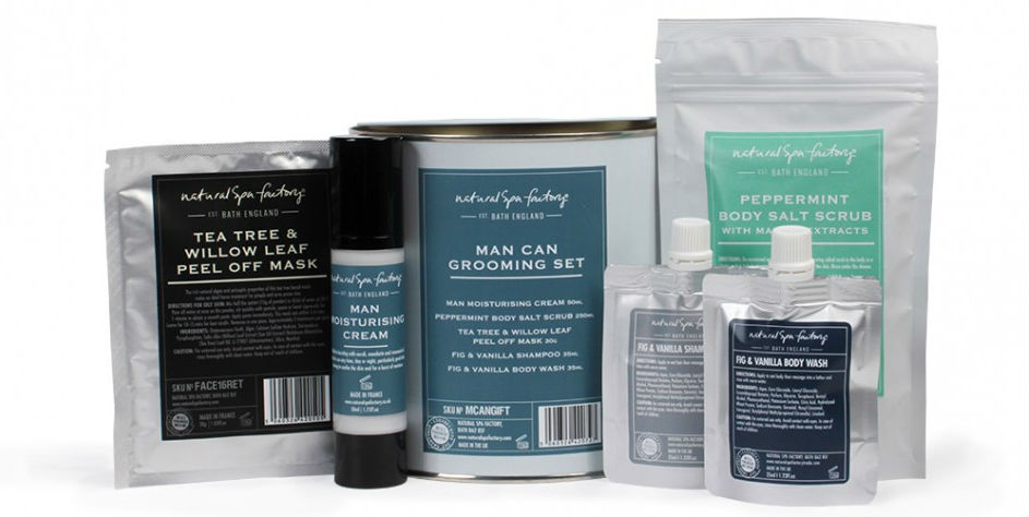 Man Can grooming set