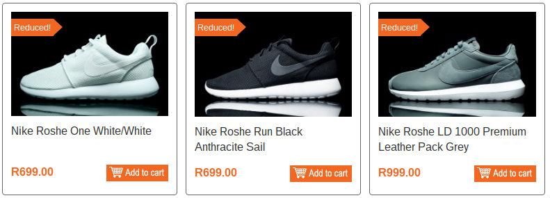 Shelflife special Nike
