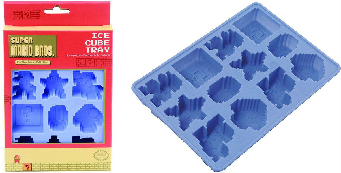Super Mario ice tray