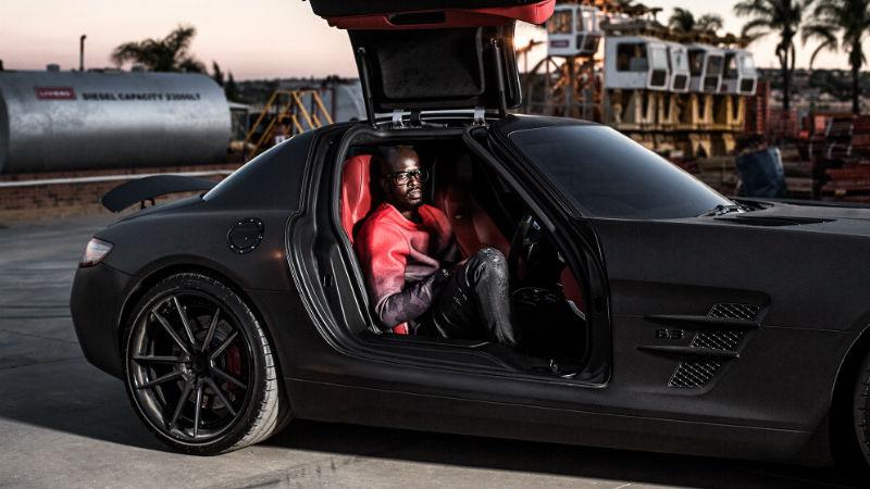 dj black coffee new cars