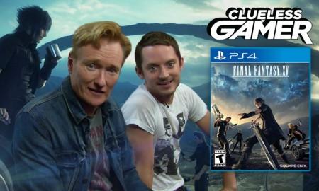 Conan Final Fantasy header