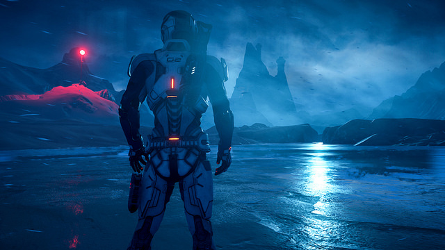 Mass Effect Andromeda screenshot