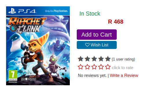 Ratchet and Clank special 468