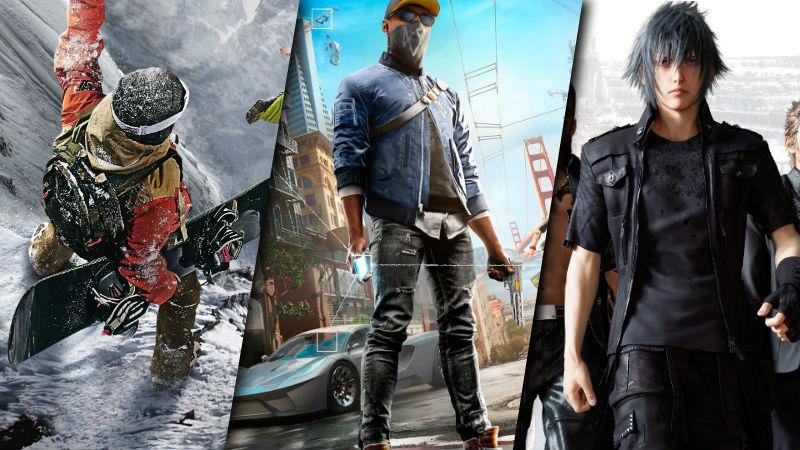 7 game reviews