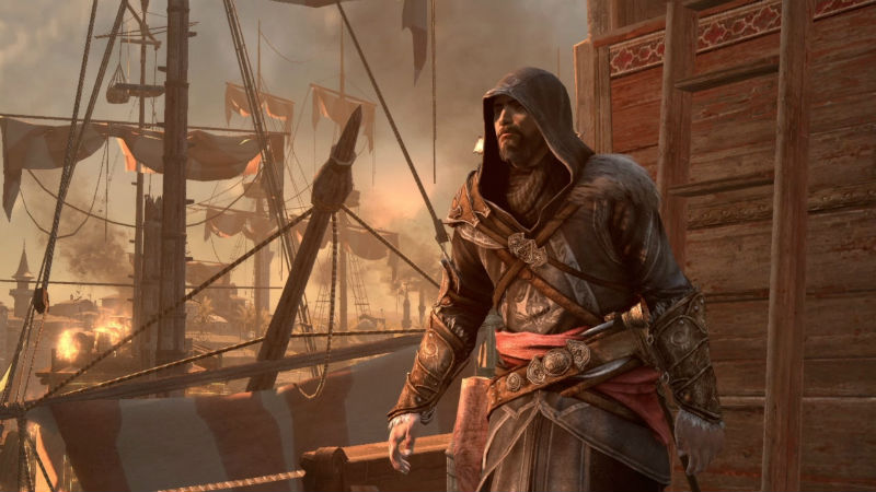 Assassins Creed Revelations Ezio Collection