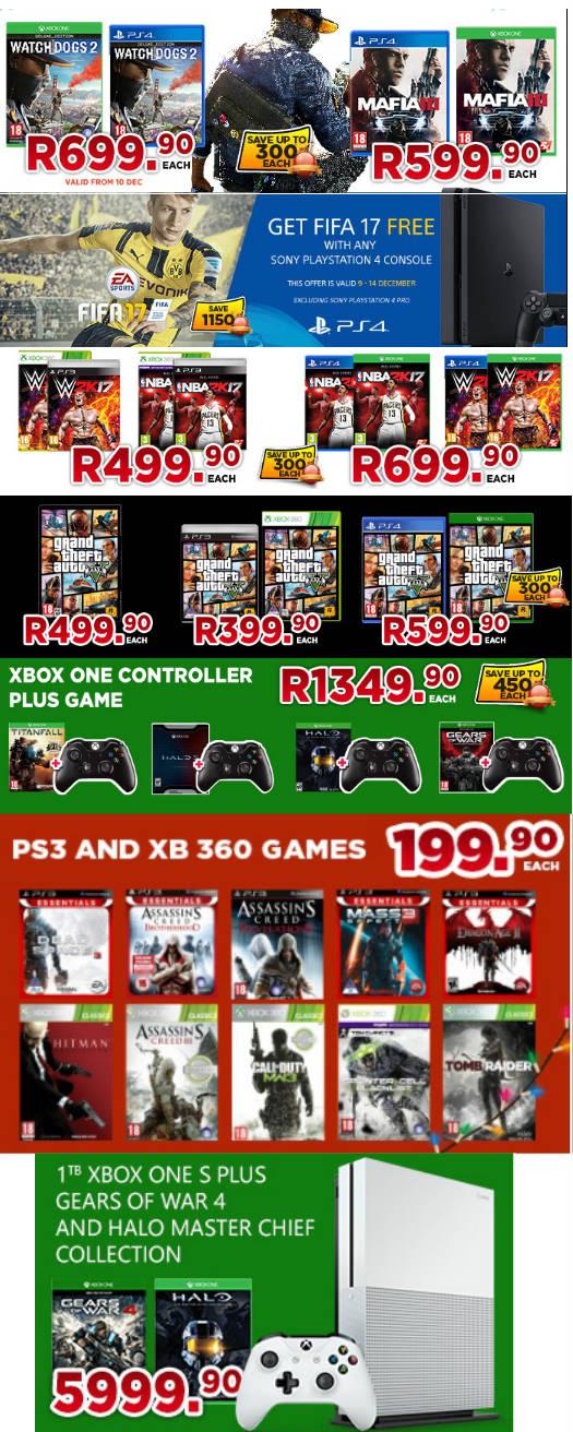 BT Games specials Dec