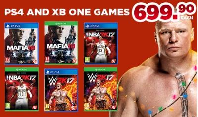 BT Games specials games