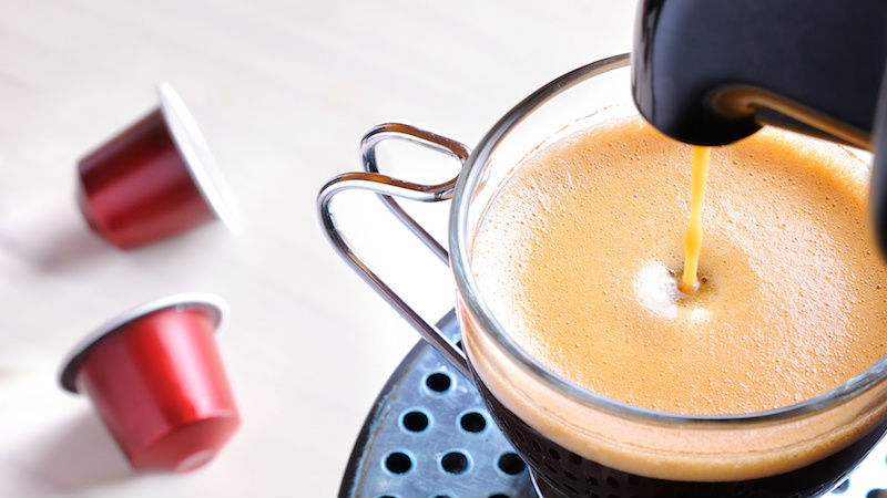 Capsule Coffee
