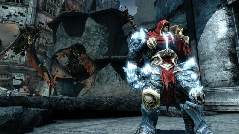 Darksiders gameplay