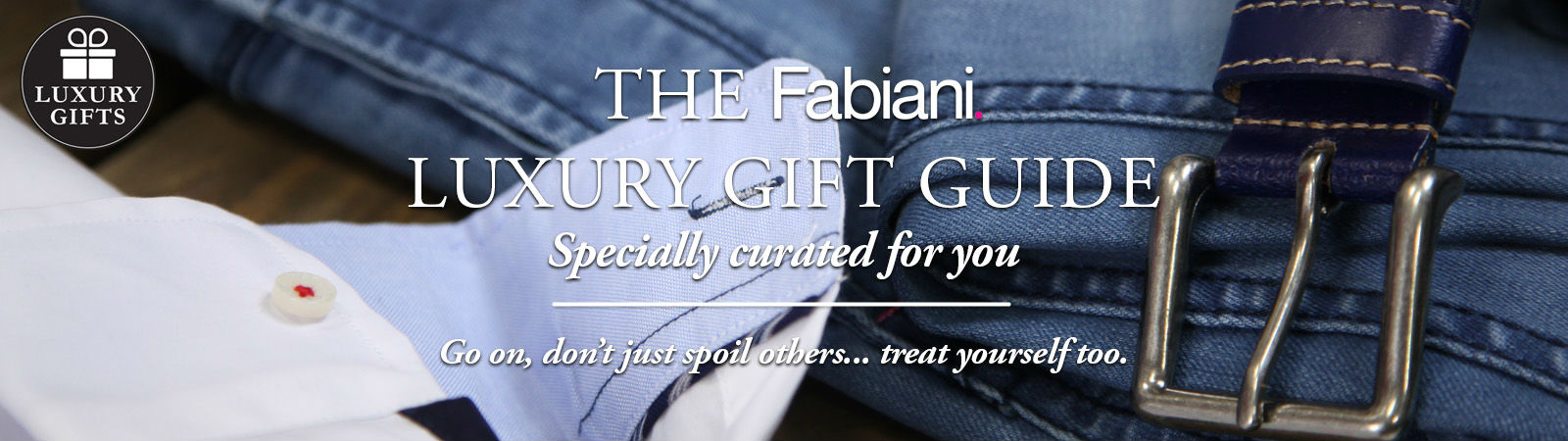 Luxury gift guide Fabiani