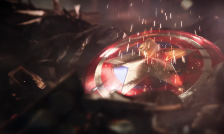 Captain America Avengers Project