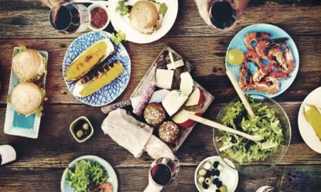 FoodTable header