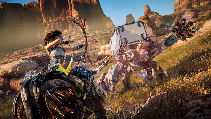 Horizon Zero Dawn screen 3