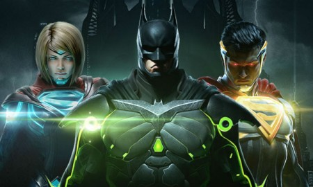 Injustice 2 header