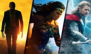 Superhero movies 2017