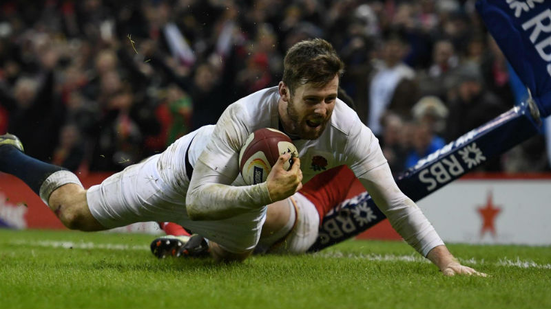 Eliot Daly Six Nations