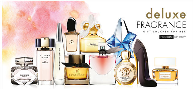 Foschini for Beauty fragrances