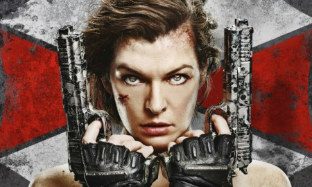 Resident Evil the final chapter