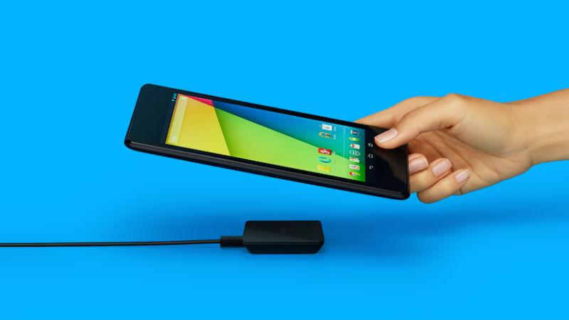 Wireless charging Nexus