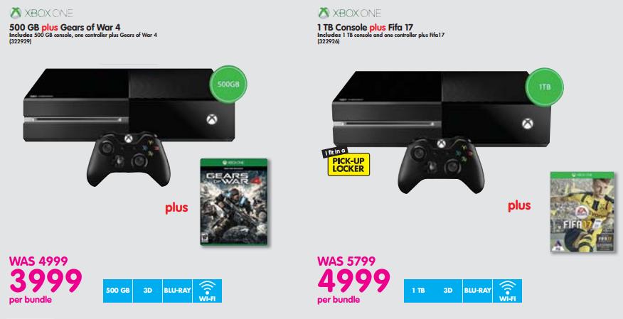 Xbox One deals Makro