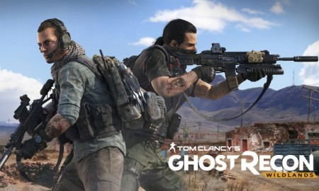 Ghost Recon Wildlands header