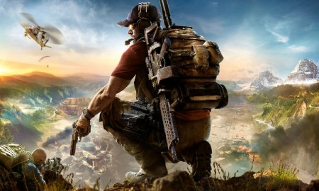 Ghost Recon Wildlands review header