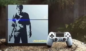 Uncharted bundle PS4