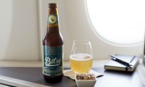 Cathay Pacific Betsey Beer