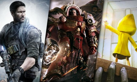 Game releases Sniper Ghost Warrior 3 Dawn of War 3