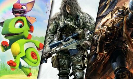 Games of April 2017