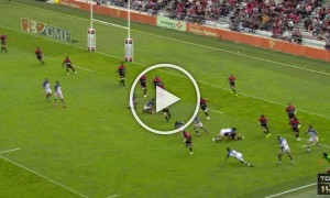 Habana Toulon intercept Castre