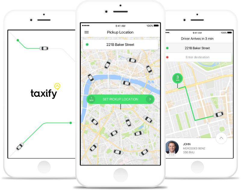 Taxify app SA