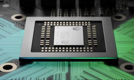 Xbox One Scorpio console