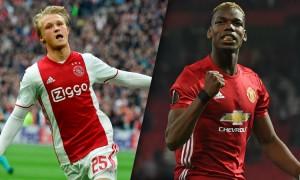 Ajax v Manchester United
