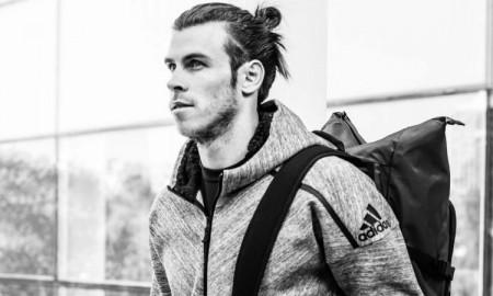 Gareth Bale Adidas travel hoody