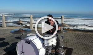 Jason Oosthuizen drummer