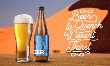 Kalahari Beer header