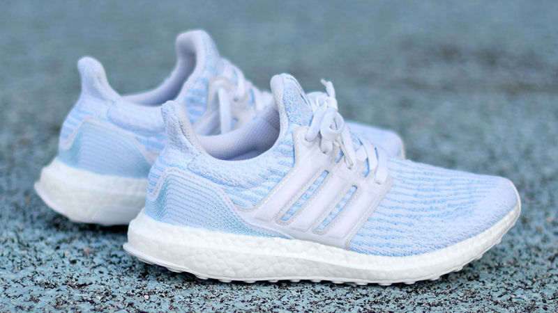First Look At Adidas New Quot Ice Blue Quot Eco Friendly Sneakers