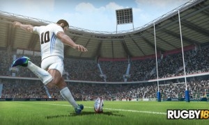 Rugby 18 video game header