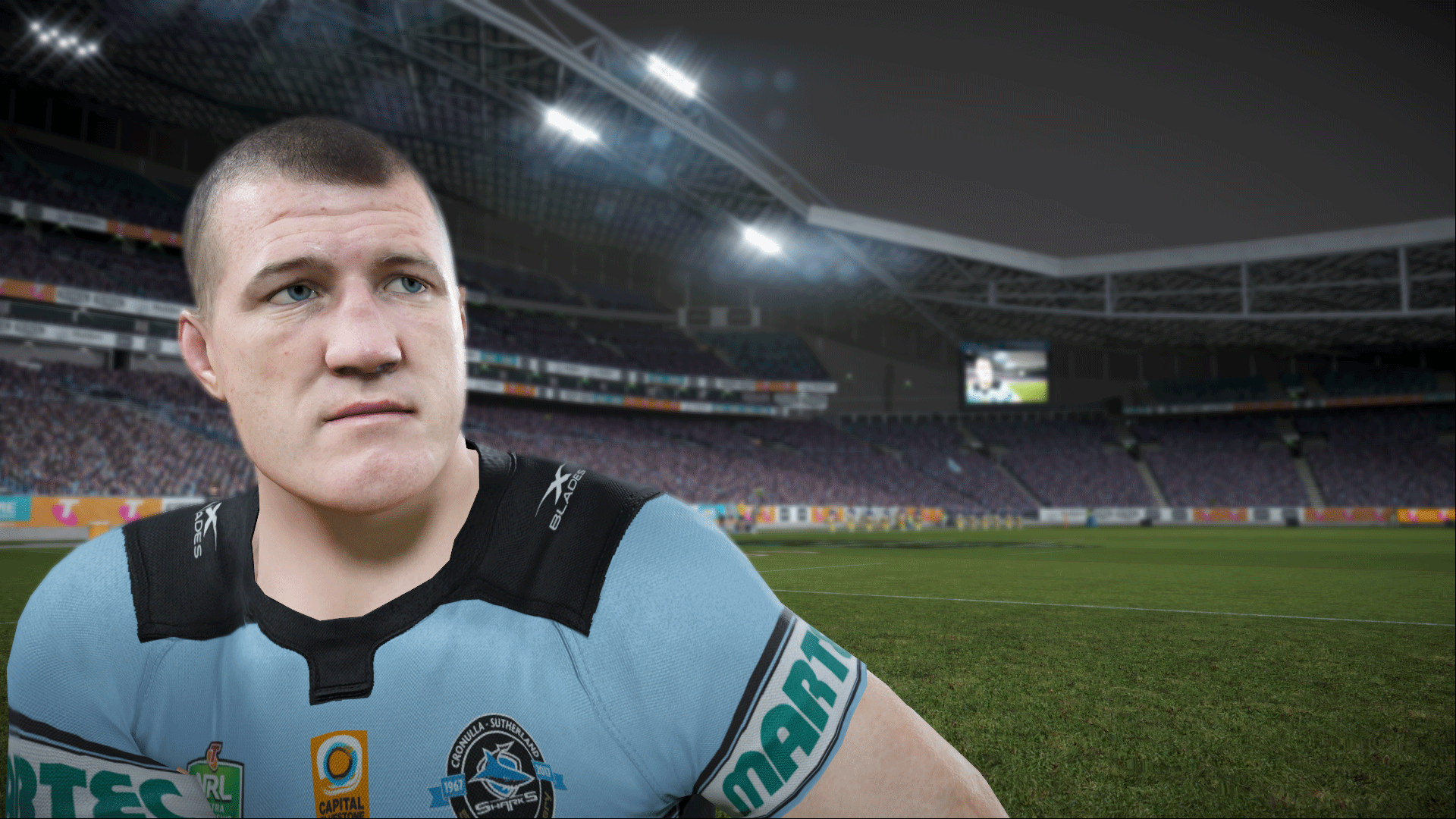 Rugby League Live 4 screenshot
