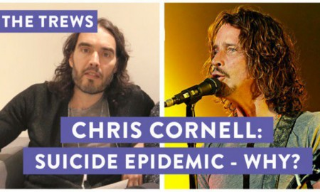 Russell Brand Suicide The trews