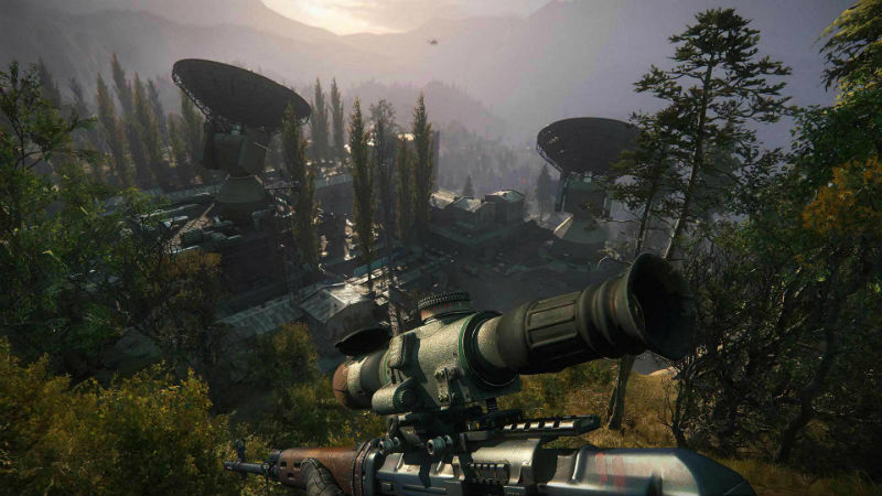 Sniper Ghost Warrior 3 scren