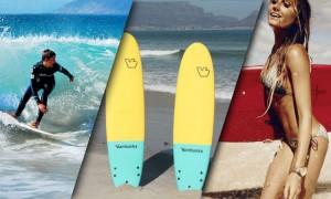 Surfing Pollywog