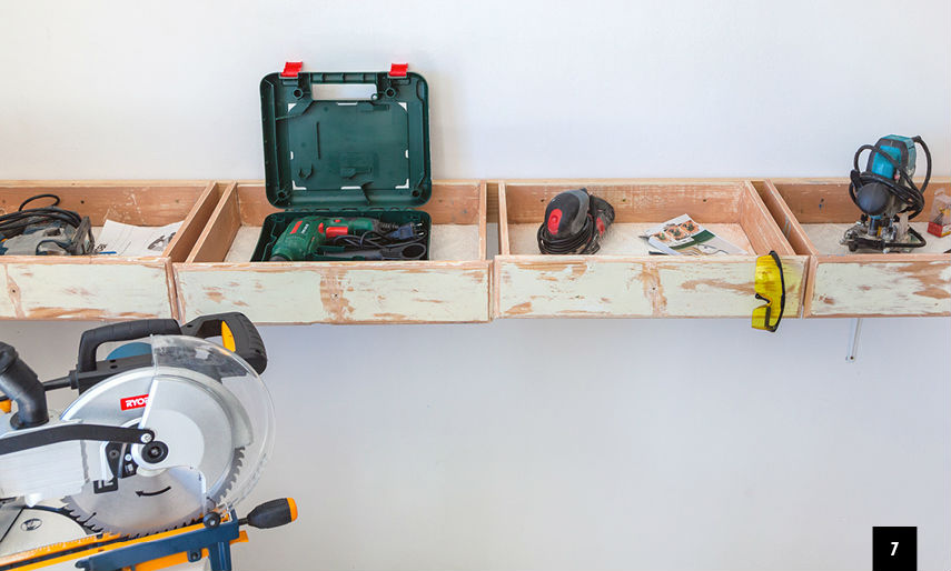 8-Make-a-power-tool-storage-unit-out-of-old-drawers-STEP-7