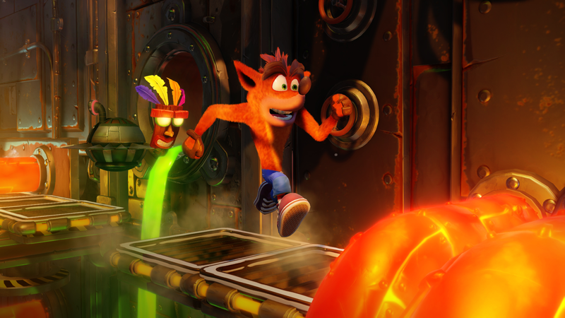 Crash Nsane Trilogy