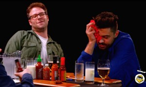 Rogan Hot Ones