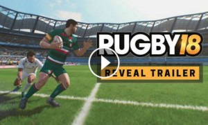 Rugby 18 video game