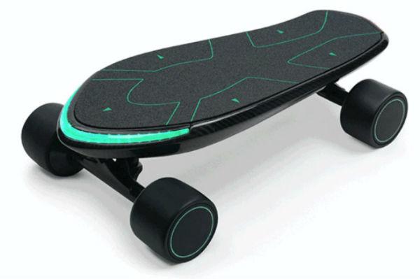 Spectra Electric skateboard