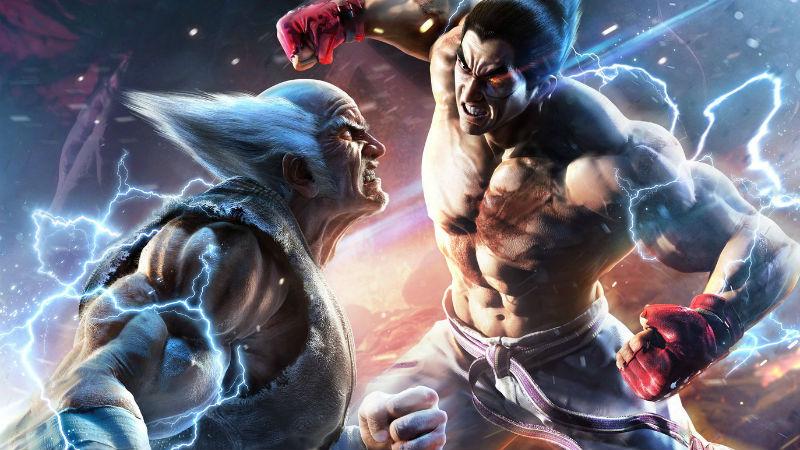 Tekken 7 header